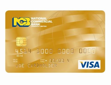 Credit Cards | National Commercial Bank - NCB Jamaica Ltd